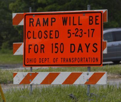 ODOT warns motorists about upcoming traffic changes on Interstate 76 in Norton and Barberton