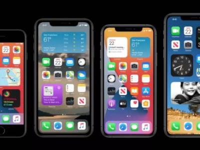 Apple Gives iOS 14 Home Screen an Android-Inspired Makeover