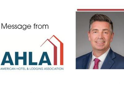 AHLA Safe Stay: Hotel Industry Across U.S. and Canada United Around Enhanced Safety, Cleaning Standards- By Carl Weldon