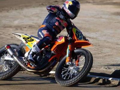 2019 American Flat Track Singles Title Hopeful Shayna Texter Interview