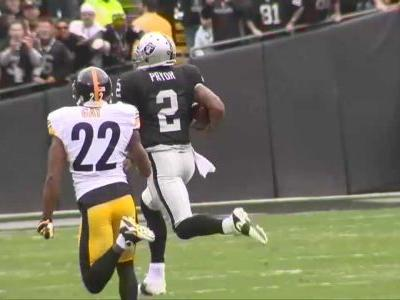 Terrelle Pryor hoping to make NFL comeback with the Steelers