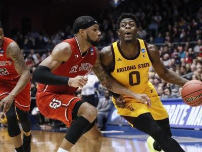 Arizona State tops St. John's, 1st NCAA win in 10 years