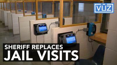 Jail to nix in-person visits, use video conferencing instead