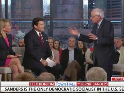 'What's With Fox News?' Trump Accuses Network of Barring His Supporters From Bernie Sanders Town Hall