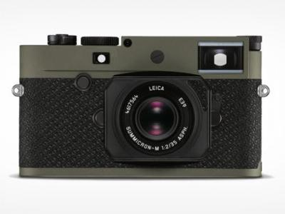 Leica Unveils Kevlar-Armored M10-P 'Reporter' Edition