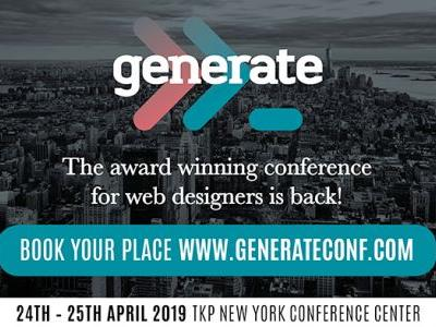 Generate New York is back for 2019
