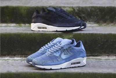The NikeLab Air Max 90 Gets a Brand New 2017 Flyknit Makeover