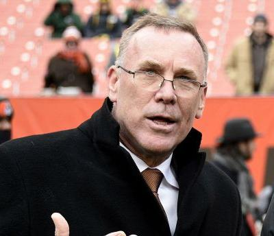 John Dorsey talks rebuilding Browns: 'You are your record'