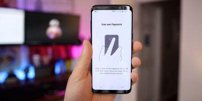KGI: Samsung to stick with rear-fingerprint sensor in Galaxy S9, adopt under-display sensor with Galaxy Note 9
