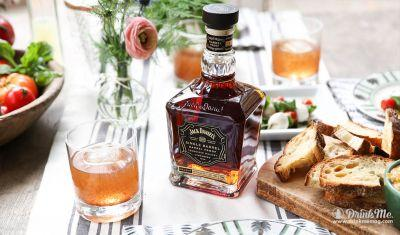 Spicy Summer Cocktails with Jack Daniels Single Barrel Proof