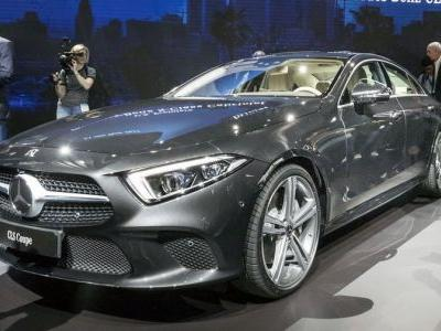 2018 Mercedes-Benz CLS From £57,510 In The UK, Offers Only Inline-Six Engines