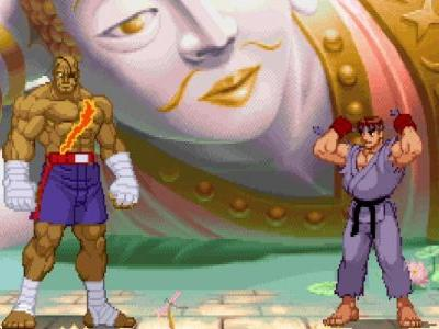 Street Fighter's Crash Course Continues With A Retrospective On The Alpha Series