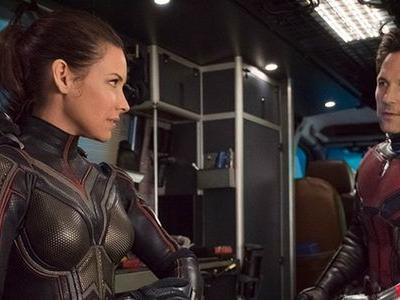 'Ant-Man and the Wasp' Featurette Highlights Action and Special Effects