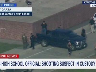 Santa Fe High School Gunman Reportedly Shot His Ex-Girlfriend