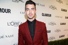 Joe Jonas Models Underwear for New Guess Campaign