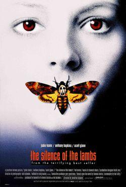 Meaning of the Silence of the Lambs poster