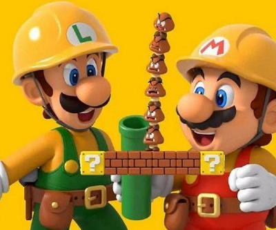 Super Mario Maker 2 holds on for a second week atop the UK Charts