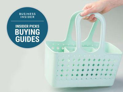 The best shower caddy you can buy for college dorm life