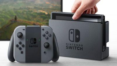 Nintendo Switch not compatible with physical 3DS or Wii U games