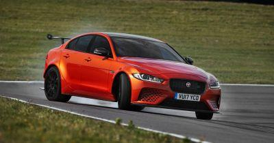 8 Things You Need To Know About The 592bhp Jaguar XE SV Project 8