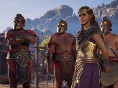 Assassin's Creed Odyssey Story Creator mode may soon support player-designed quests