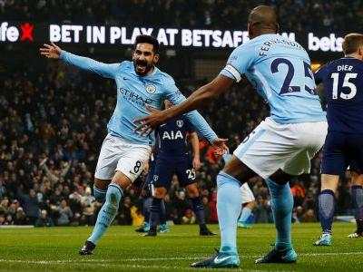 Manchester City rolls to 16th straight victory