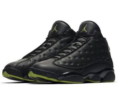 """The Air Jordan 13 """"Altitude"""" Will Come in Sizes to Fit the Entire Family"""