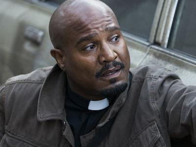 What's Up With Father Gabriel On The Walking Dead?