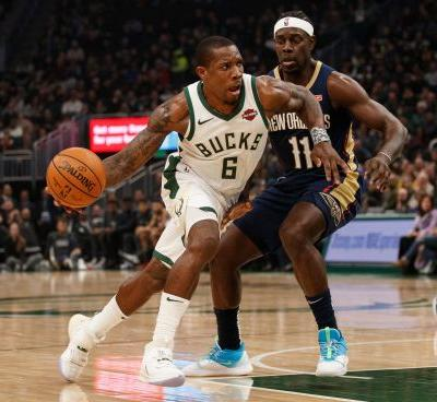 Bucks 127, Pelicans 112: Giannis out, but win streak continues