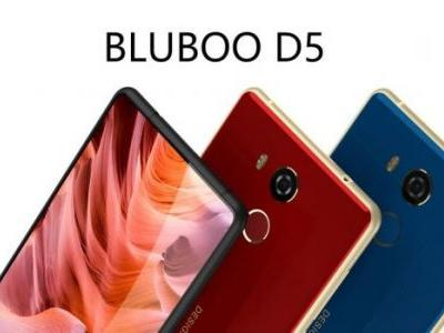 "Another ""Mi MIX 2 budget killer"" coming soon with BLUBOO D5"