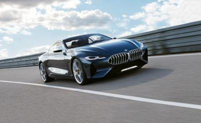 BMW Concept 8-series: Eight Is Greater than Six