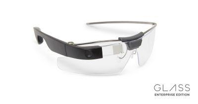 Google Glass is back, and it's headed to the enterprise