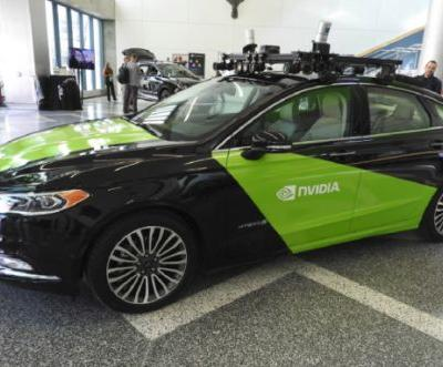 Nvidia's Drive Constellation lets autonomous cars drive billions of miles in VR