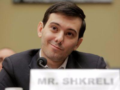 The drug industry's lobby tried to scapegoat Martin Shkreli for rising prices- and he's outraged