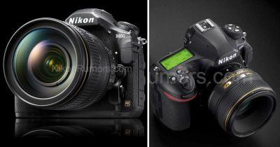 Nikon D850 Photos Leaked: There's a Tilt Screen and Illuminated Buttons