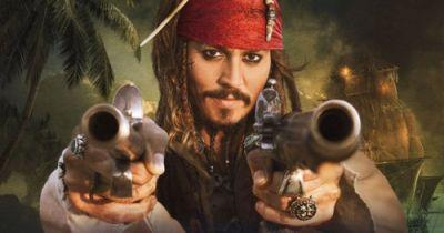 Johnny Depp Said No to Female Villain in Pirates of the