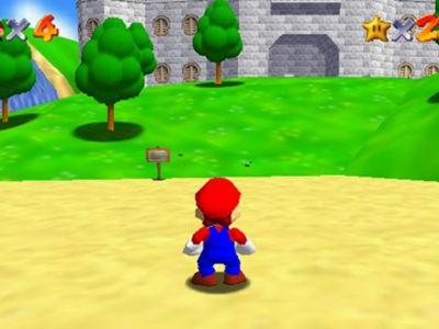 Nintendo Issues Copyright Strikes Against Super Mario 64 Online Fangame