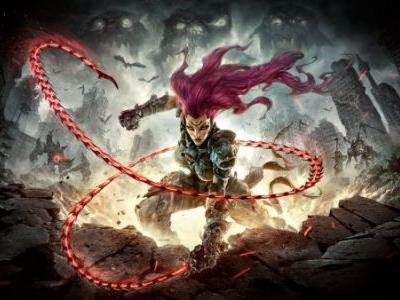 Darksiders 3 is available to pre-order on Xbox One