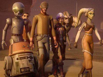 Which 'Star Wars Rebels' Character Was Present During the Battle of Hoth?