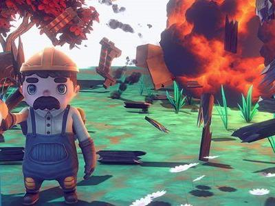 Explosive physics puzzler Cefore gets a second wind