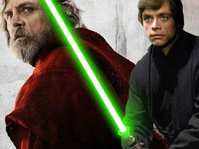 Mark Hamill Trolls Fans About Star Wars 9 Trailer On Set