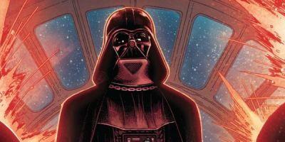 The New Darth Vader Comic Book May Answer A Key Star Wars: The Last Jedi Question