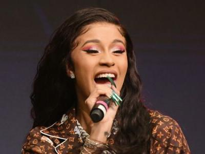 Cardi B Posted the Cutest Video of Kulture Laughing and Our Hearts Are Completely Melted