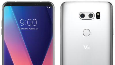 See the LG V30 from every angle in new leaked renders