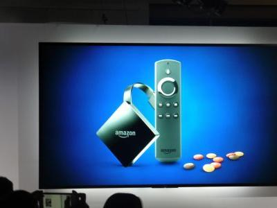 Amazon's new Fire TV fits behind your screen and plays 4K HDR at 60fps