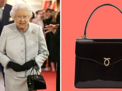 Where to buy the bag the Queen carried at London Fashion Week