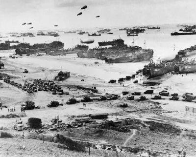 D-Day plus 73 years: Scenes from the fateful Invasion of Normandy