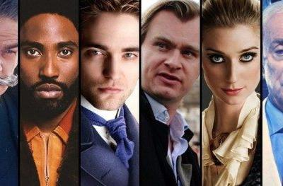 Christopher Nolan's New Movie Gets a Title, Main Cast