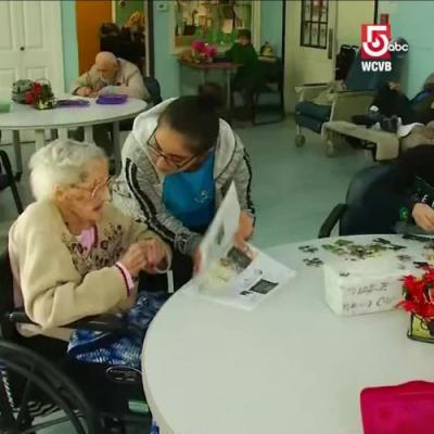 Friends ask for birthday cards for woman turning 110