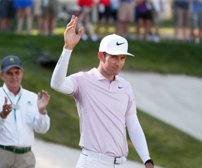 Dylan Frittelli caps emphatic weekend at John Deere Classic with first PGA Tour win